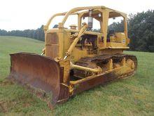 1969 Caterpillar D8H Track bull