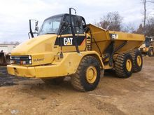 2013 Caterpillar 725 Articulate