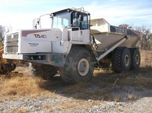 2004 Terex TA40 Articulated Dum