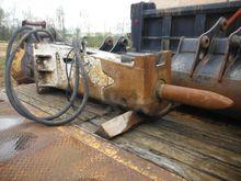 Hydraulic Hammer : STANLEY MB40