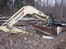 2005 Yanmar VIO75 Track excavat