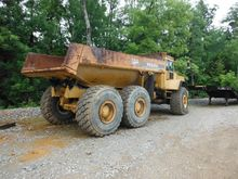 1997 Volvo A35C Articulated Dum