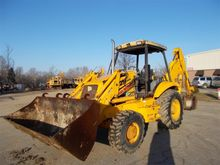 1999 JCB 214 III Rigid Backhoes