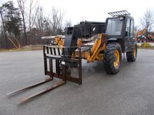 2000 Lift King LK100R Telehandl