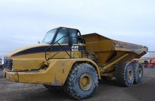 2005 Caterpillar 740 Articulate