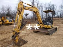2010 Komatsu PC45MR-3 Mini digg
