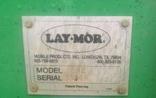 2011 Lay Mor 8HC Sweeper