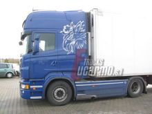 Used 2012 SCANIA R 5
