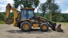 1997 Caterpillar 416C IT Rigid