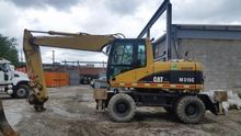 2004 Caterpillar M315C Wheeled