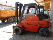 Used Linde H40 in Eu