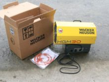 Wacker Wacker HGM 30 Gasheizger