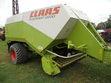 Used 2007 Claas QUAD