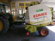 Used CLAAS 260 RC VA