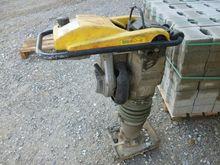 Used Wacker BS 60 in