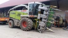 Used 2009 Claas Jagu