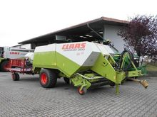 2005 CLAAS Quadrant 2100 RC Par