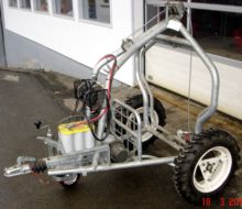Sonstige Seilwinde Warn CE M800