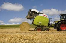 2013 Claas Variant 385 RC Pro