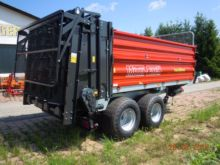 Used 2015 Metal-Fach