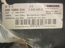 Used 2001 Kärcher HD