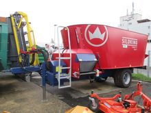 Used 2015 Siloking D