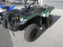 2015 Yamaha 550 Grizzly mit Sei