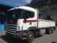 Used Scania 124G400