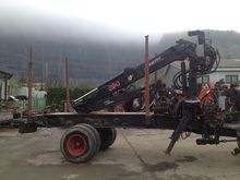 Used Jonsered 890 in