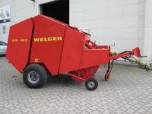 Used Welger RP 180 i