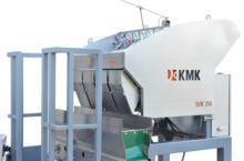 KMK Agro WK04 Rinnenwaage, Komb
