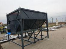 KMK Agro Bunker, Vorratsbunker,