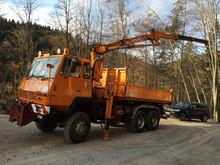 1987 Steyr 1491 6x6