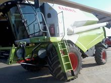 Used 2008 Claas Claa