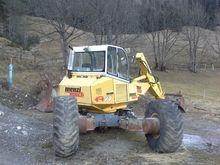 Used 2001 Menzi Muck