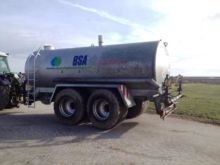 BSA Farmerline 15,5m³