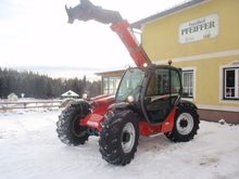 Used 2011 Manitou ML