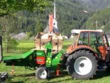 2011 Green technik CIP 3200 PTO