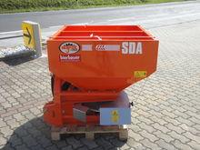 Agrex SDA 600