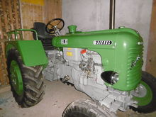 Used 1955 Steyr T 18