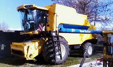 2007 New Holland NEW HOLLAND CS