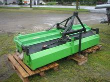 2008 Bema Traktor Kehrmaschine,