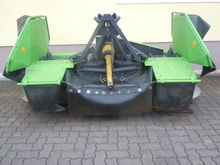 Used Deutz Fahr KM3.