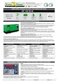 2015 Sonstige Greenpower GP 140