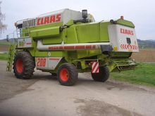 Used 1995 Claas Mega