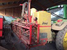 Used Rau D2-1500l 15