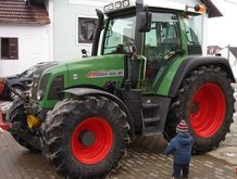 Used 2007 Fendt 411