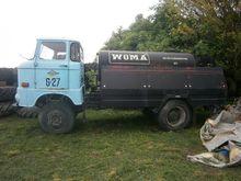 Egyéb IFA Woma csatornatisztító