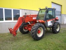Used 1996 Manitou MT