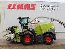 Used 2014 CLAAS JAGU